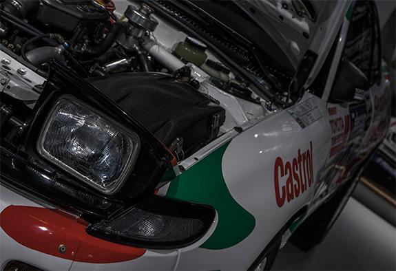 TOYOTA Celica GT-Four (ST185) Group.A Safari Rally トヨタ セリカ グループA WRC オーストラリア・ラリー優勝車両