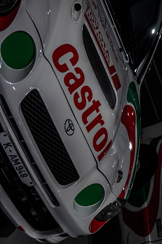 TOYOTA Celica GT-Four (ST205) Group.A Corsica Rally (replica) トヨタ セリカ グループA WRC コルシカ・ラリー