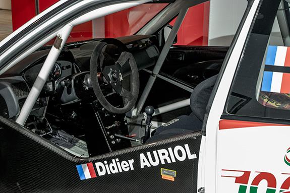 TOYOTA Corolla WR-Car (prototype) トヨタ カローラ WRカー プロトタイプ WRC