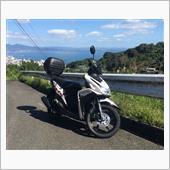 """""""ヤマハ mio125iMX""""の愛車アルバム"""