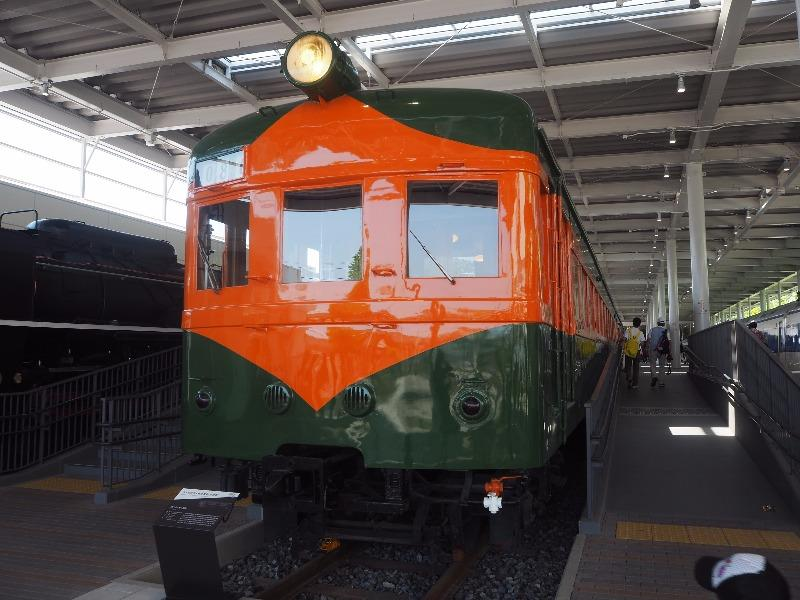 京都鉄道博物館 クハ86形1号車