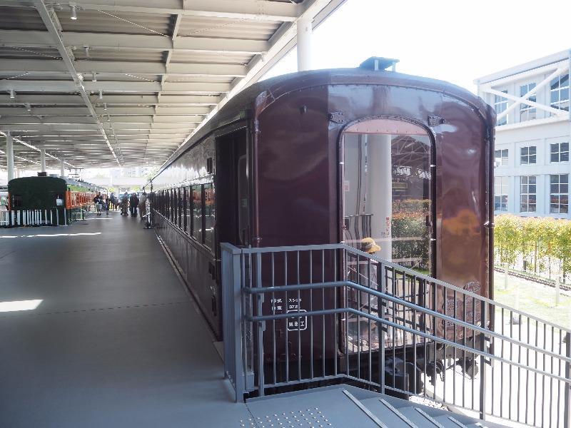 京都鉄道博物館 スシ28形30号車