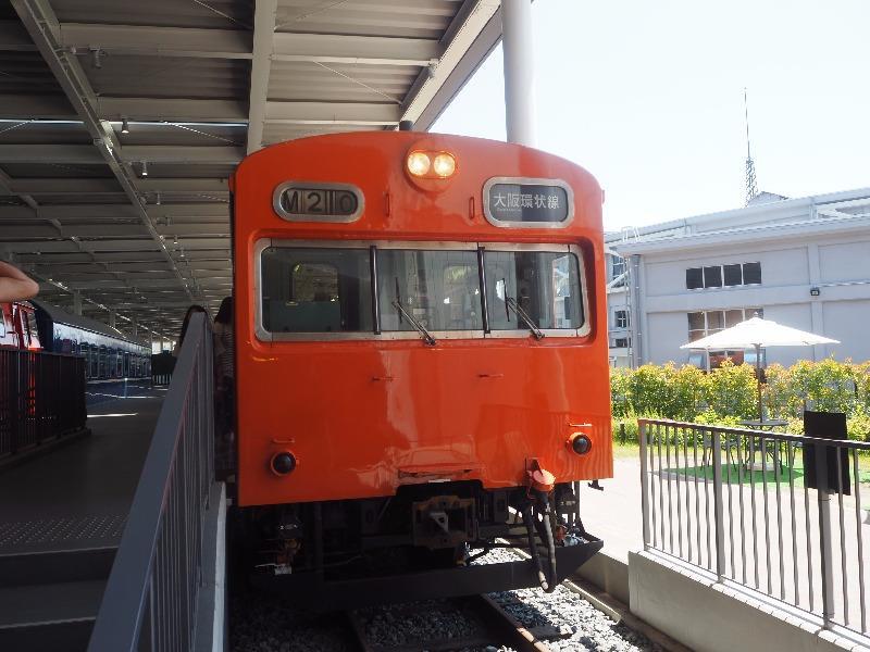 京都鉄道博物館 クハ103形1号車