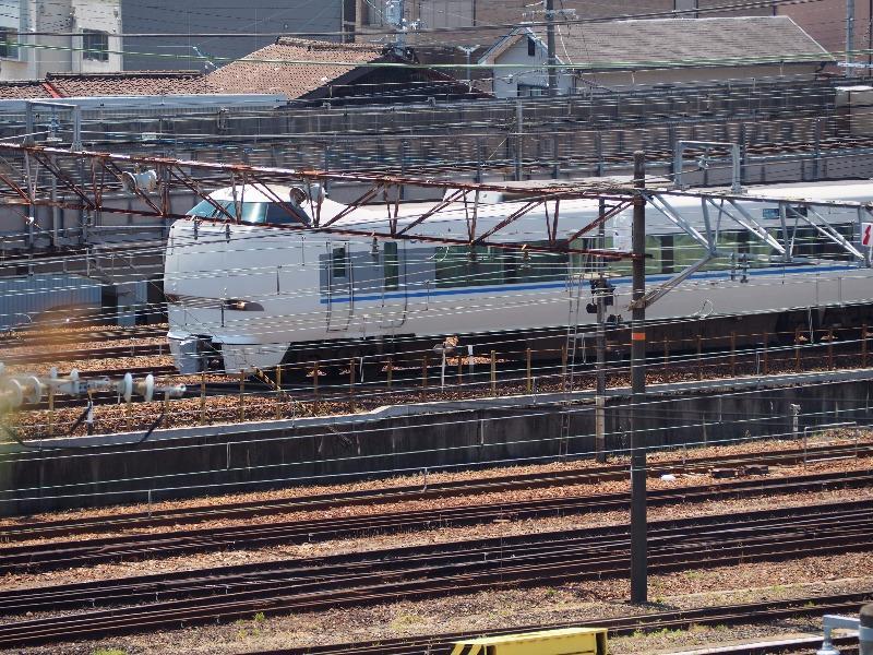京都鉄道博物館 スカイテラス サンダーバード