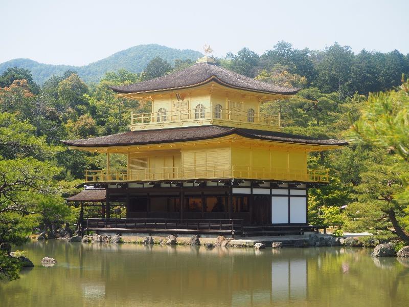 金閣寺 舎利殿