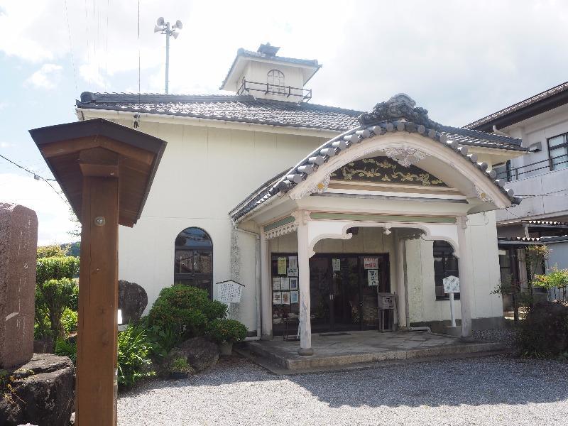 菁莪記念館 外観