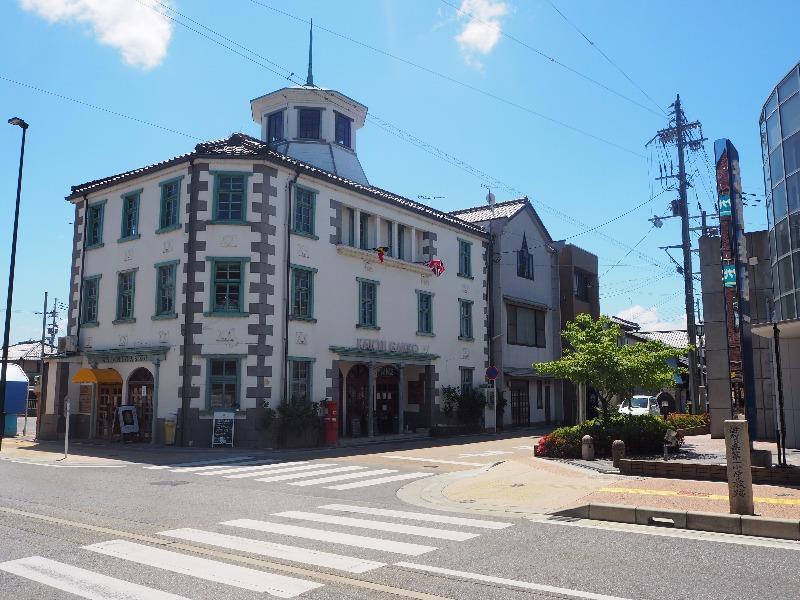 長浜 旧開知学校 滋賀県第一小学校跡