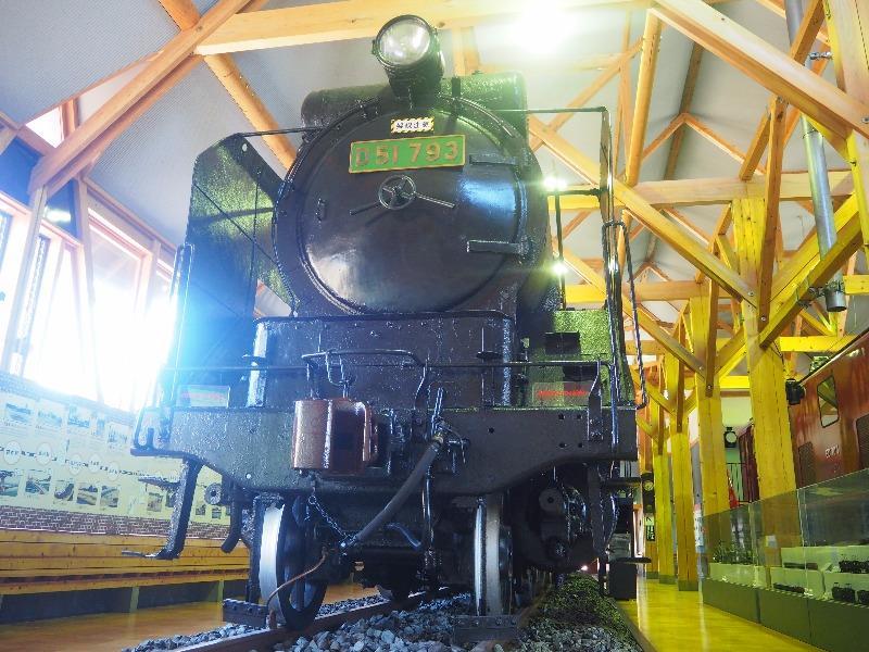 長浜鉄道スクエア 北陸線電化記念館 D51形 793号機