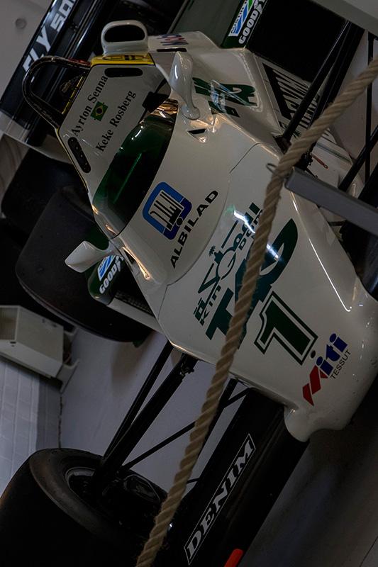 Williams-Cosworth FW08C 1983 ウイリアムズ・コスワース