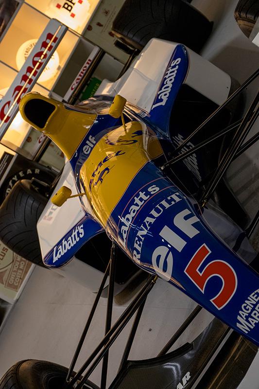 Williams Renault FW14 1991 ウイリアムズ・ルノー