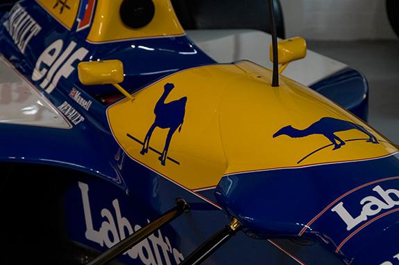 Williams Renault FW14B 1992 ウイリアムズ・ルノー