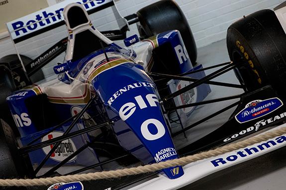 Williams Renault FW16B 1994 ウイリアムズ・ルノー