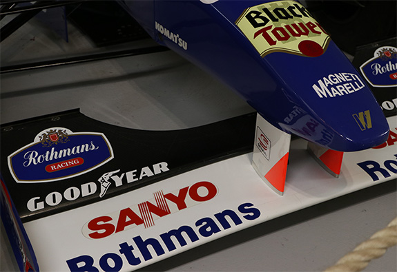 Williams Renault FW17 1995 ウイリアムズ ルノー