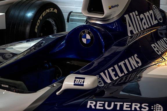 Williams BMW FW23 2001 ウイリアムズ