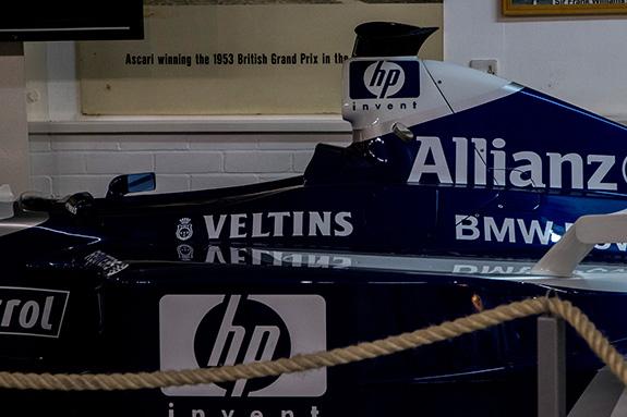 Williams BMW FW24 2002 ウイリアムズ