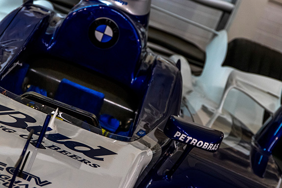 Williams BMW FW26 2004 ウイリアムズ