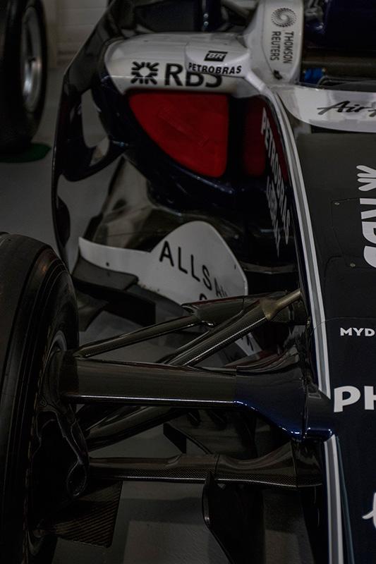 Williams Toyota FW30-06 2008 ウイリアムズ・トヨタ