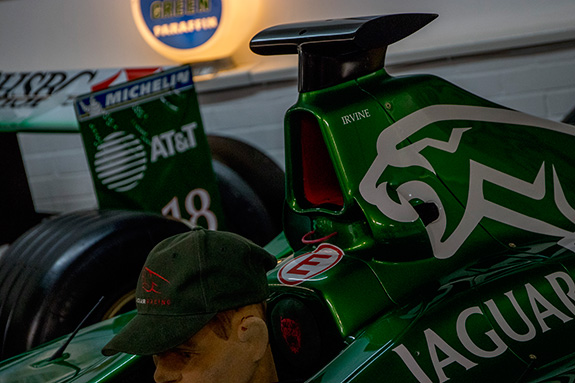 Jaguar R1 2000 ジャガー F1