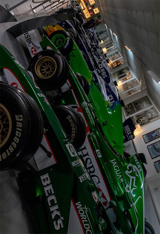 ドニントン・グランプリ・コレクション ジャガー・レーシング F1
