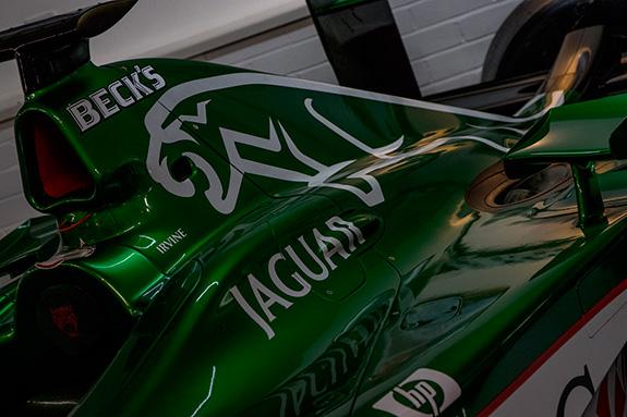 Jaguar R2 2001 ジャガー F1