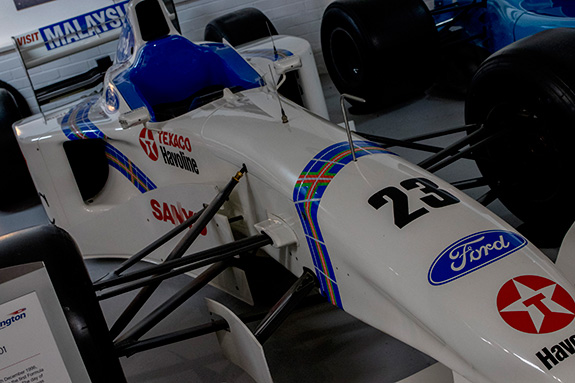 Stewart Ford SF1-010 1997 スチュワート・グランプリ