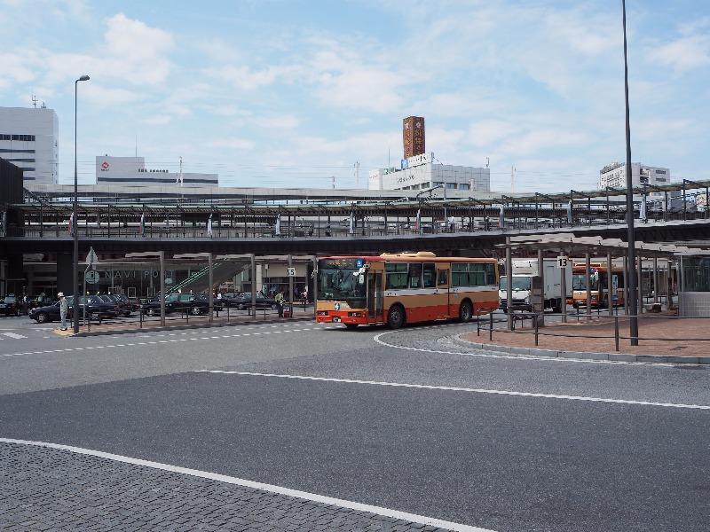 姫路駅 神姫バスターミナル