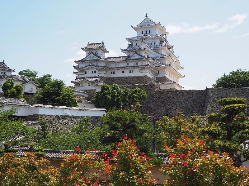 姫路城 西の丸 北門跡