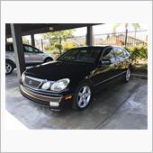 """""""米国レクサス GS400""""の愛車アルバム"""
