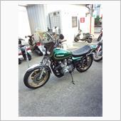 """""""カワサキ KZ1000""""の愛車アルバム"""
