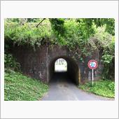 2017年5月28日 JR舞鶴線 或る煉瓦積みアーチ橋