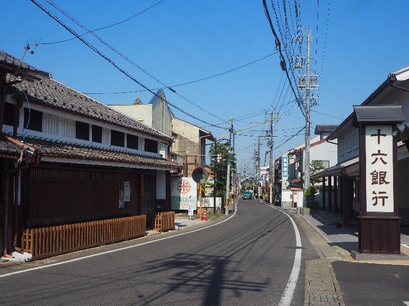 中山道 赤坂宿 旧清水家住宅