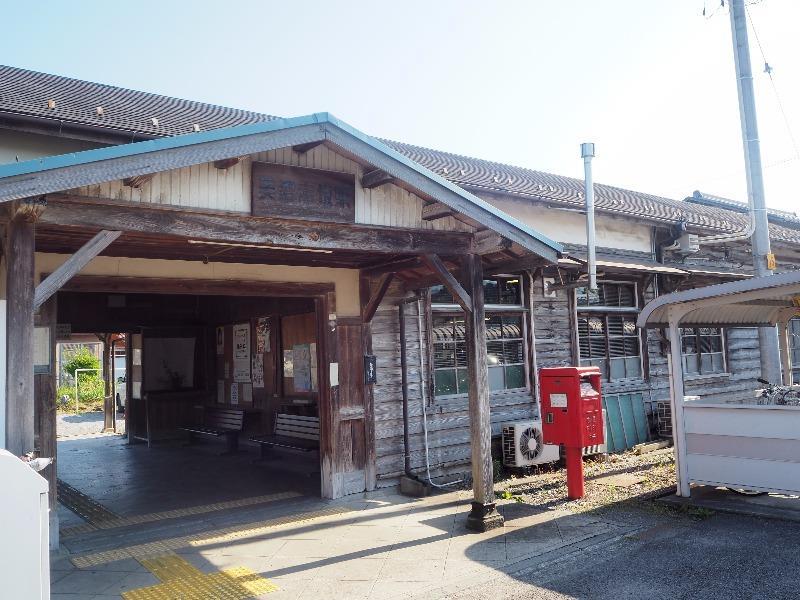 中山道 赤坂宿 JR美濃赤坂駅
