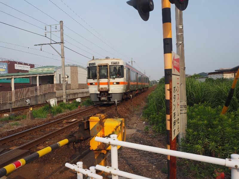 名鉄 鵜沼宿駅 JR 高山本線 キハ25形