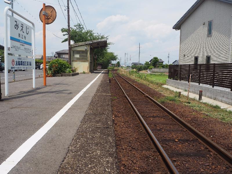 樽見鉄道 美江寺駅
