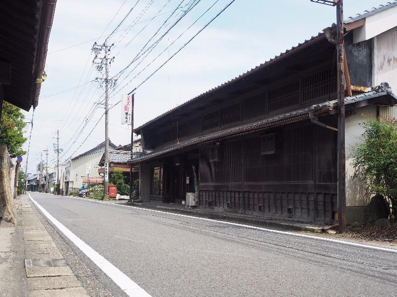 美江寺宿 布屋
