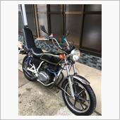 """""""カワサキ Z250FT A4""""の愛車アルバム"""