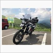 """BMW F800GS""の愛車アルバム"