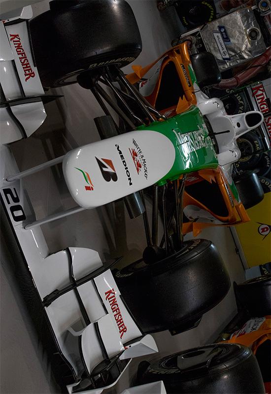 Force India VJM02 2009 フォース・インディア
