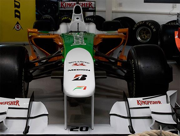 Force India VJM02-1 2009 フォース・インディア