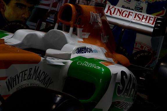 Force India VJM03 2010 フォース・インディア