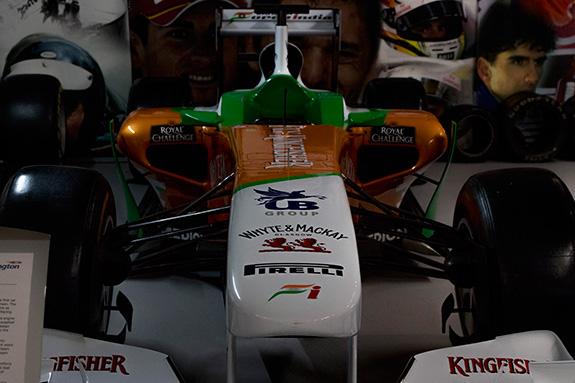 Force India VJM04 2011フォース・インディア