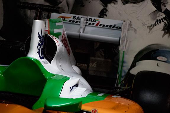 Force India VJM04-04 2011フォース・インディア