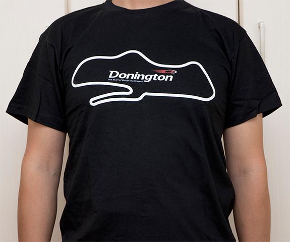 ドニントン・パーク Tシャツ Donington Park T-Shirt