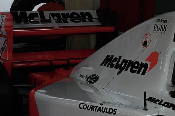 McLaren Ford MP4/8 1993 マクラーレン・フォード