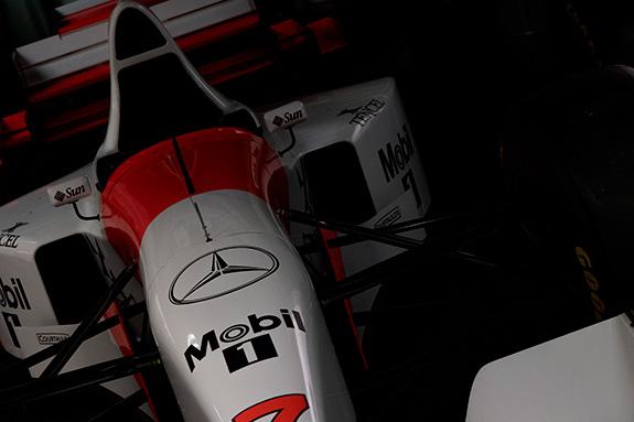 McLaren Mercedes MP4/10 1995 マクラーレン・メルセデス