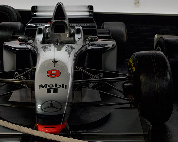 McLaren Mercedes マクラーレン・メルセデス MP4-12 1997