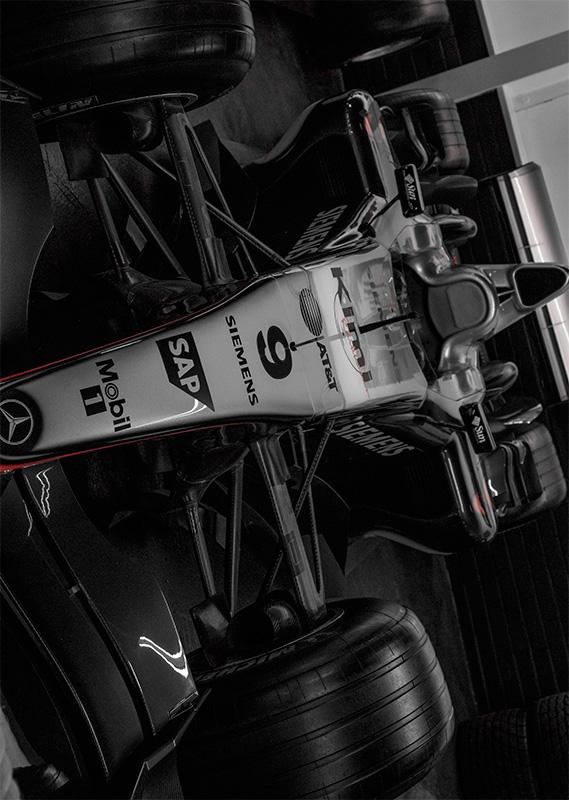 McLaren Mercedes MP4-19 2004 マクラーレン・メルセデス