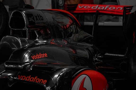 McLaren Mercedes MP4-25 マクラーレン・メルセデス