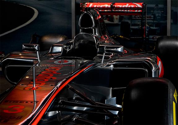 マクラーレン・メルセデス McLaren Mercedes MP4-27 2012
