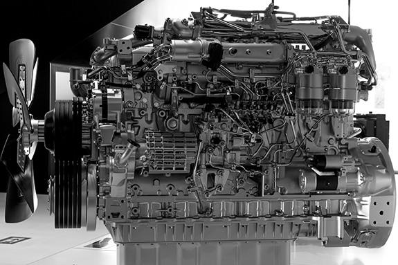 ISUZU 6WG1X いすゞ ディーゼルエンジン